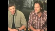Jensen & Jared - Funny Moments 21 (subs)