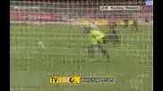 2009/8/22 Nurnberg - Hannover 0 - 1