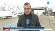 Сняг и виелици затрудняват движението в цяла България