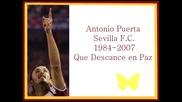 В памет на Антонио Пуерта! R.i.p