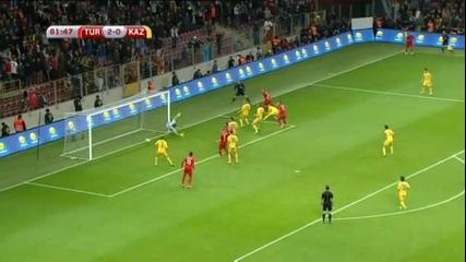 Турция-Казахстан 3:1