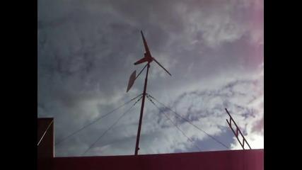 Вятърен генератор 001