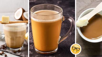 Кафето с масло е модерно, но и много полезно! Няколко причини да го пиете