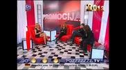 Indira Radic Intervju (5. deo) - Promocija - (TV Dm Sat 2012)