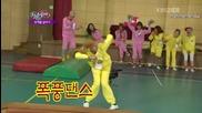 [hd] Gee - Hyoyeon Ver. !!! @ Invicible Youth season 2 (05.05.2012)