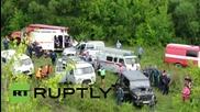 Russia: Train derailment in Mordovia, criminal case opened