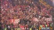 Cska Sofia Ultras - As Roma - Cska Sofia- 01102009