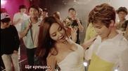 [бг суб] Led Apple (feat. Kang Ye Bin) – Bad Boys [mv/hd]