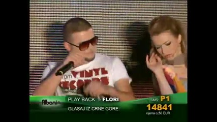 {субтитри} {e Това Е Хит}flori - Play back - Live@balkanika Music Awards 2010