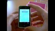 Daxian U9+ Mini iphone design 2sim microsd Fm
