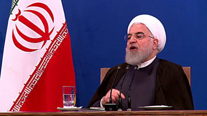 Iran: Rouhani says there is video of rocket attack on Iranian tanker