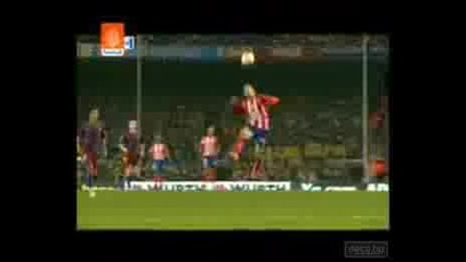 Fernando Torres vs Barcelona