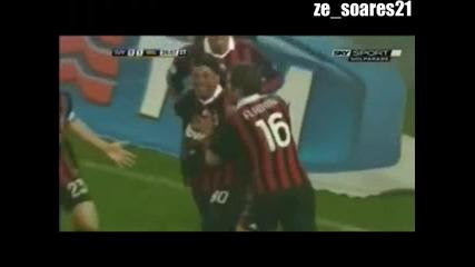 Ювентус - Милан 0:3 всички голове