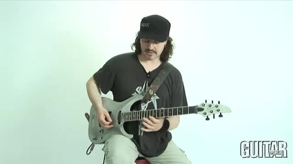Betcha Can t Play This with Soilwork s Sylvain Coudret