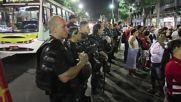 Brazil: Protest in Rio de Janeiro against 'Olympics crisis'