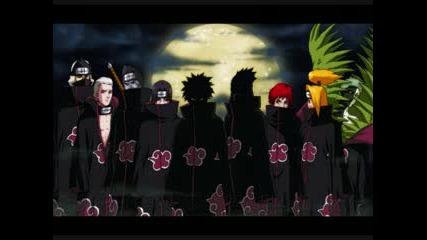 Naruto Shippuden soundtrack - Akatsuki