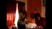 Three Emo Girls Dancing X]
