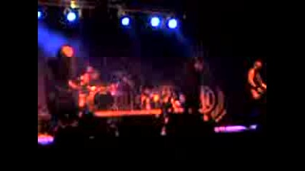 Ill Nino - This Is War Live In Bulgaria!