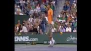 Indian Wells 2011 - Thursday Hot Shot by Rafael Nadal