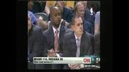 """""""Маями"""" поведе с 2:1 победи срещу """"Индиана"""" в плейофите на НБА"""