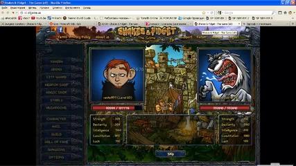 Shakes & Fidget Dungeon 3 Room 8 Beastie