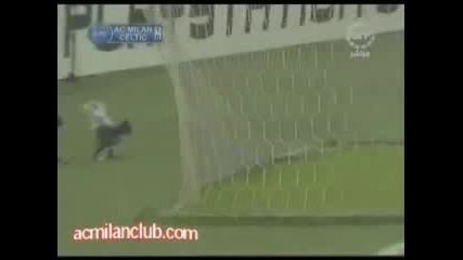 10те гола на Кака в Шампионската лига