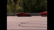 Ford G.t.1000 vs Corvette Lpe Z06