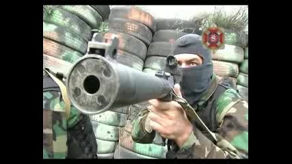 Georgian Sod Special Forces
