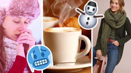 Кои са топ 7 на вредните навици, които ни разболяват през зимата?
