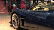 Автомобилно шоу в Женева 2017: Премиера за Pagani Huayra Roadster