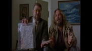 The Big Lebowski - Larry scene