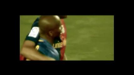 Самуел Етоо Трибют Барселона 2004 - 2009