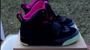Преглед на Оригинални Маратонки - Nike Air Yeezy 1 Black Pink Blinks