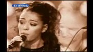 Sofia Essaidi and Sting - Roxane