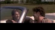 Смях! Никога не се заглеждай когато шофираш !!