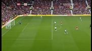 Извънземен гол на Митко Бербатов срещу Ливърпул! 2:0