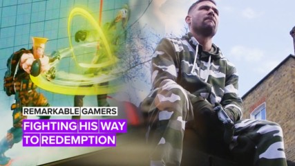 Remarkable Gamers: From life of crime to Street Fighter pro