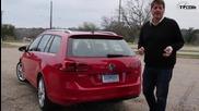 2015 Vw Golf Sportwagen Tdi First Drive Review - Goodbye Jetta Wagon & Hello Golf