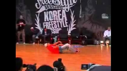 Salah Freestyle in Korea