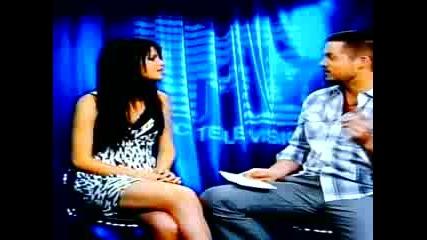 Selena Gomez Interview on Trl