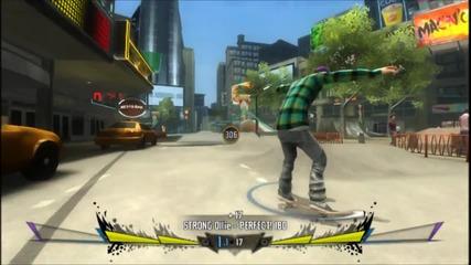Shaun White Skateboarding Review