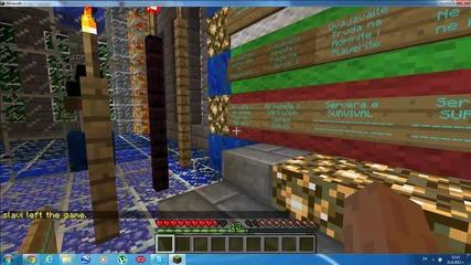 Minecraft server 1.2.5