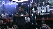 krump session Vol.7 semifinal One More round Kid Monster vs Twin Youngster