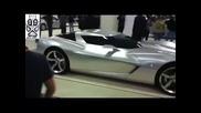 Убиец* Corvette Stingray
