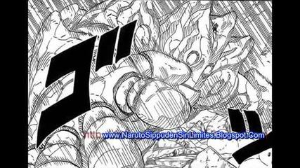 Naruto Manga 575 [вградени eng sub] Върховно Качество