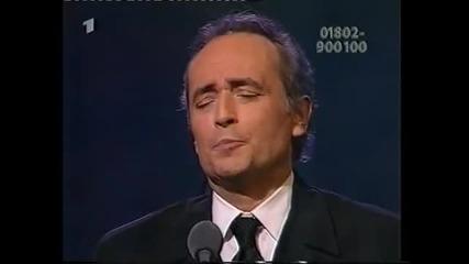La serenata sentimentale - Andre Rieu & Jose Carreras - Превод