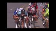 Марк Кавендиш спечели първия етап в Джирото