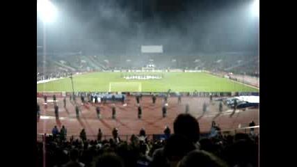 Левски - Челси