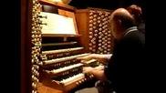 Toccata & Fugue In D Minor - J.S.Bach