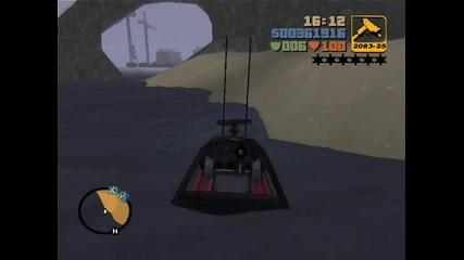 Gta 3 Призрачната лодка